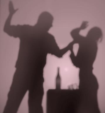 sombra violencia intrafamiliar